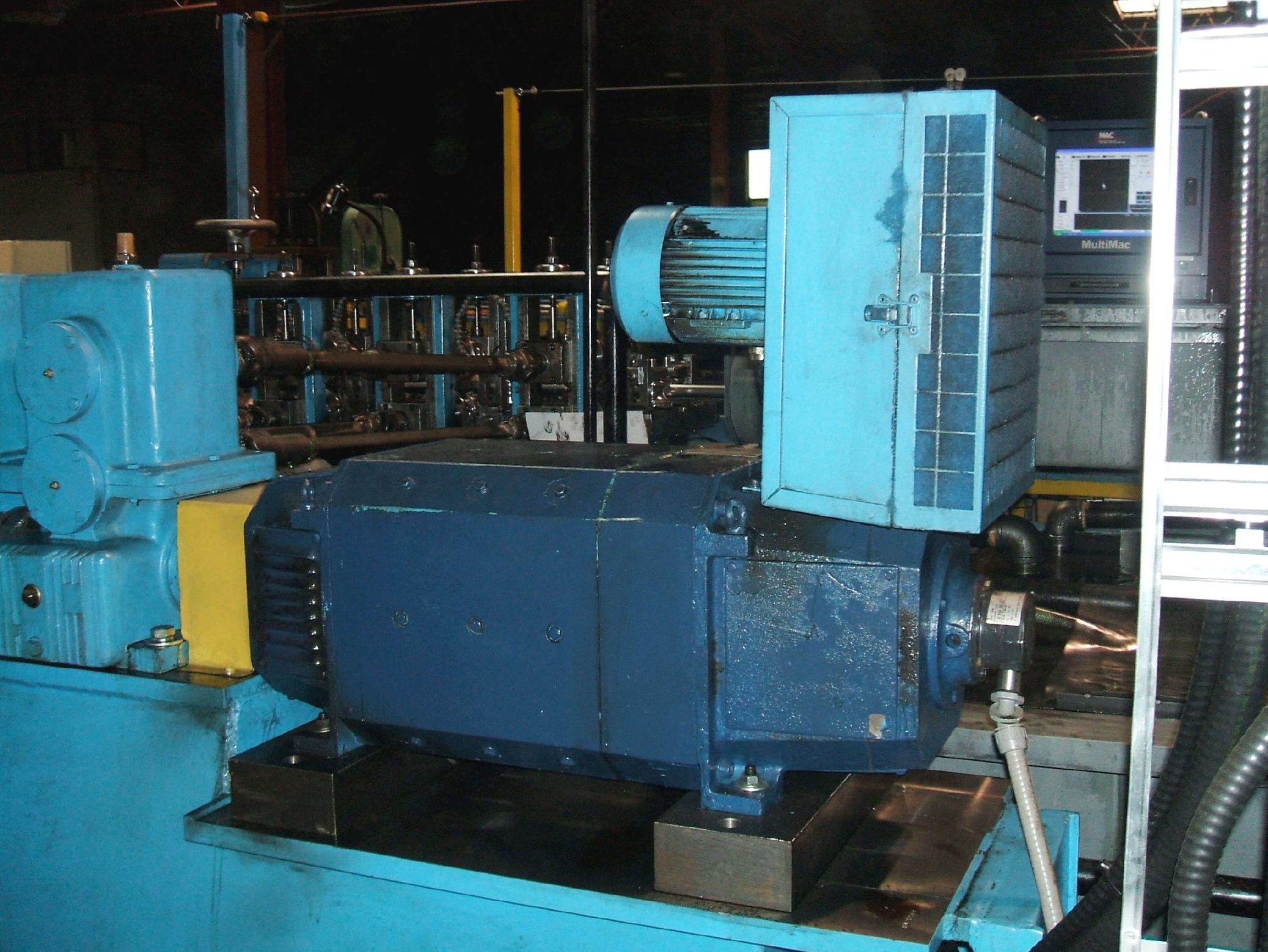 75HP DC Motor Installation DSCF2440