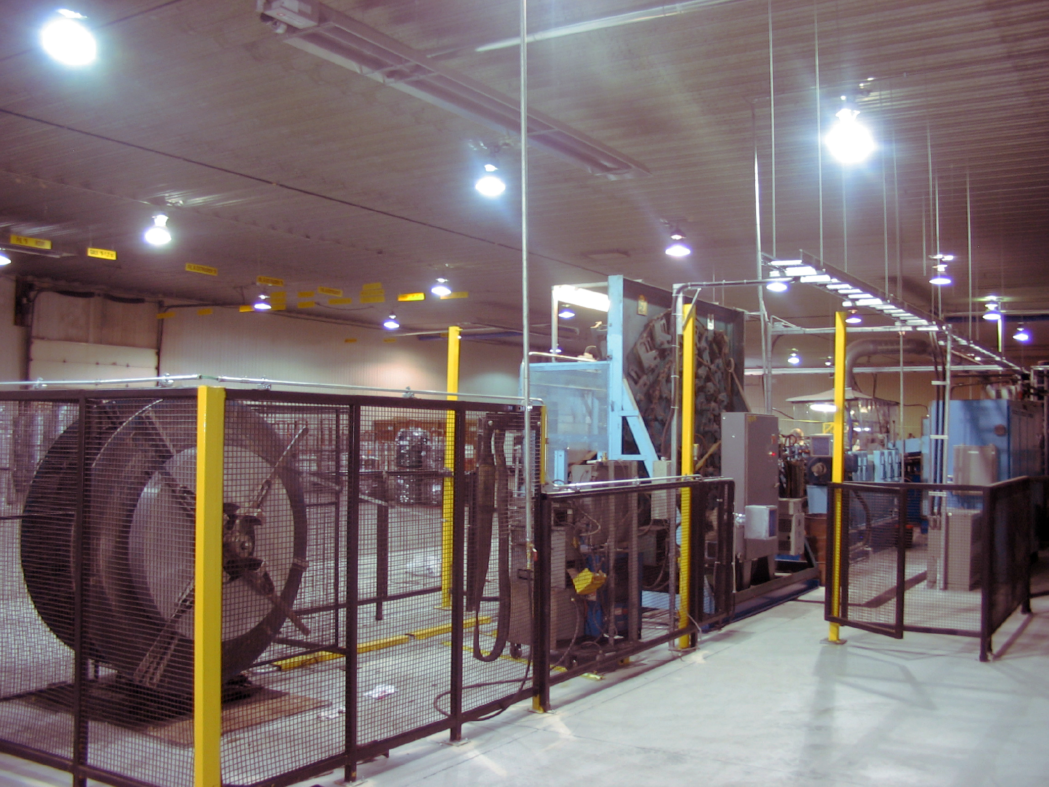 Complete Tube Mill Installation IMG_7783