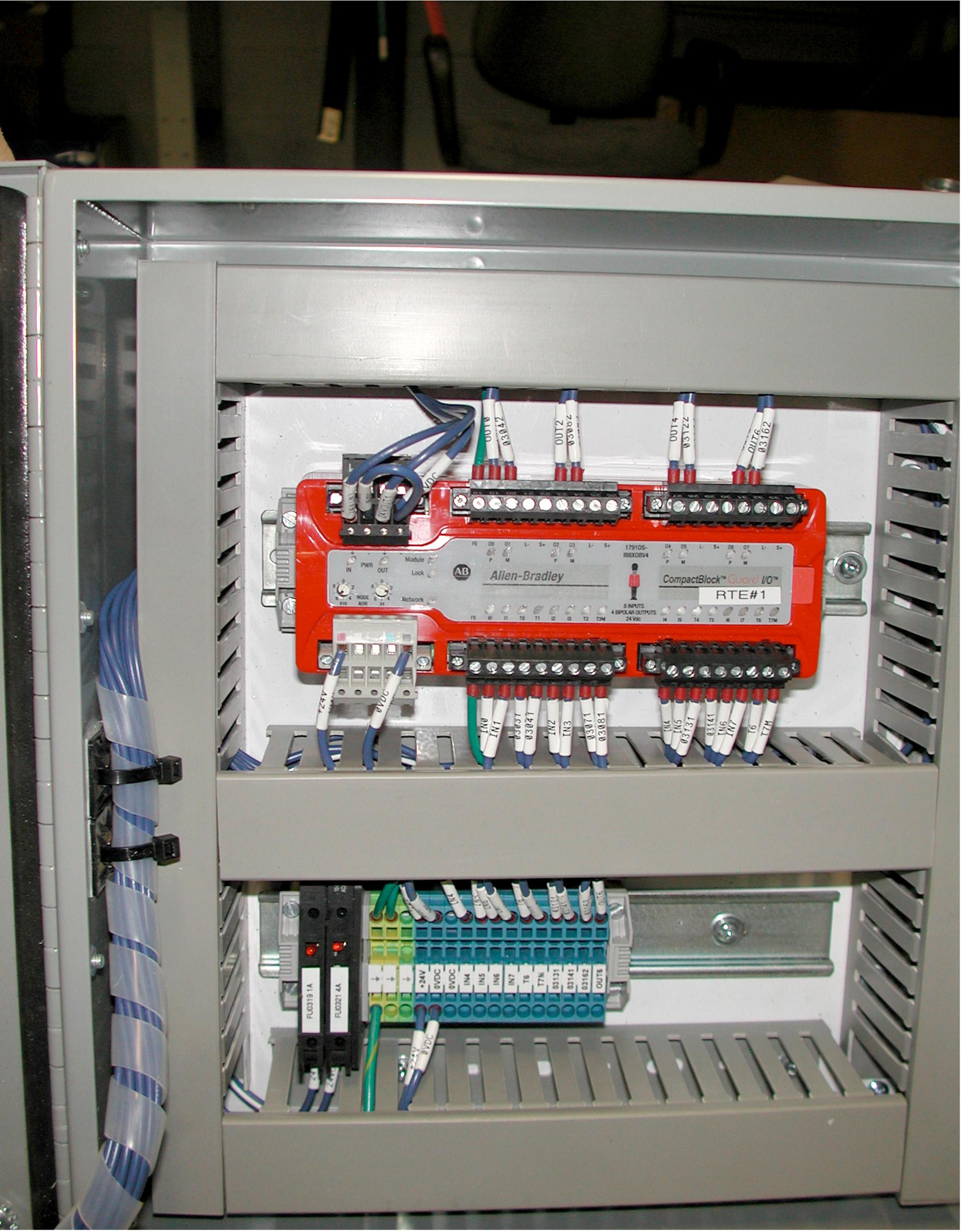 DeviceNet Safety_I-O_Control Enclosure WMMS 014